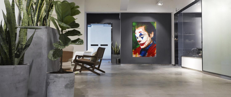 Akustikbild Joker für bessere Raumakustik
