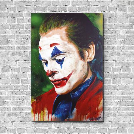 Akustikbild Joker interpretiert vom Chemnitzer Künstler Dirk Wägner